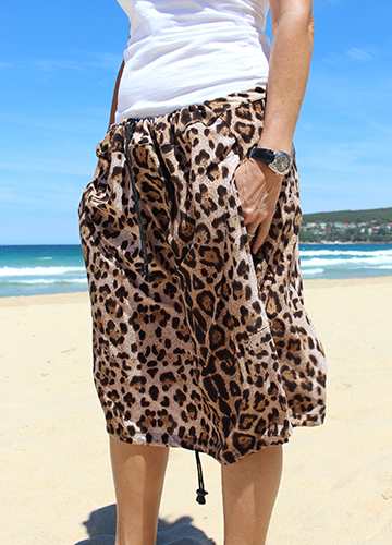 LEOPARD PRINT Bottom Change Mate Sydney Australia